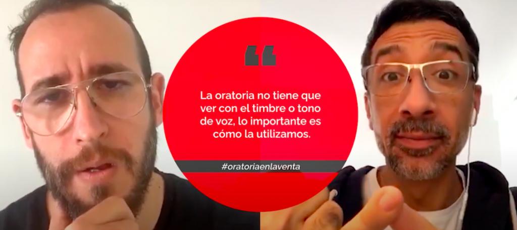 Hernán Colucho nos cuenta la importancia de la oratoria en la comunicación.